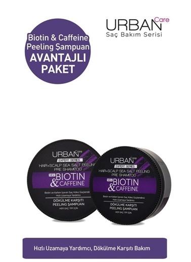Urban Care Biotin Peeling şampuan 2X200 ml Renksiz